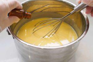 Huile essentielle dans la fabrication du savon bio