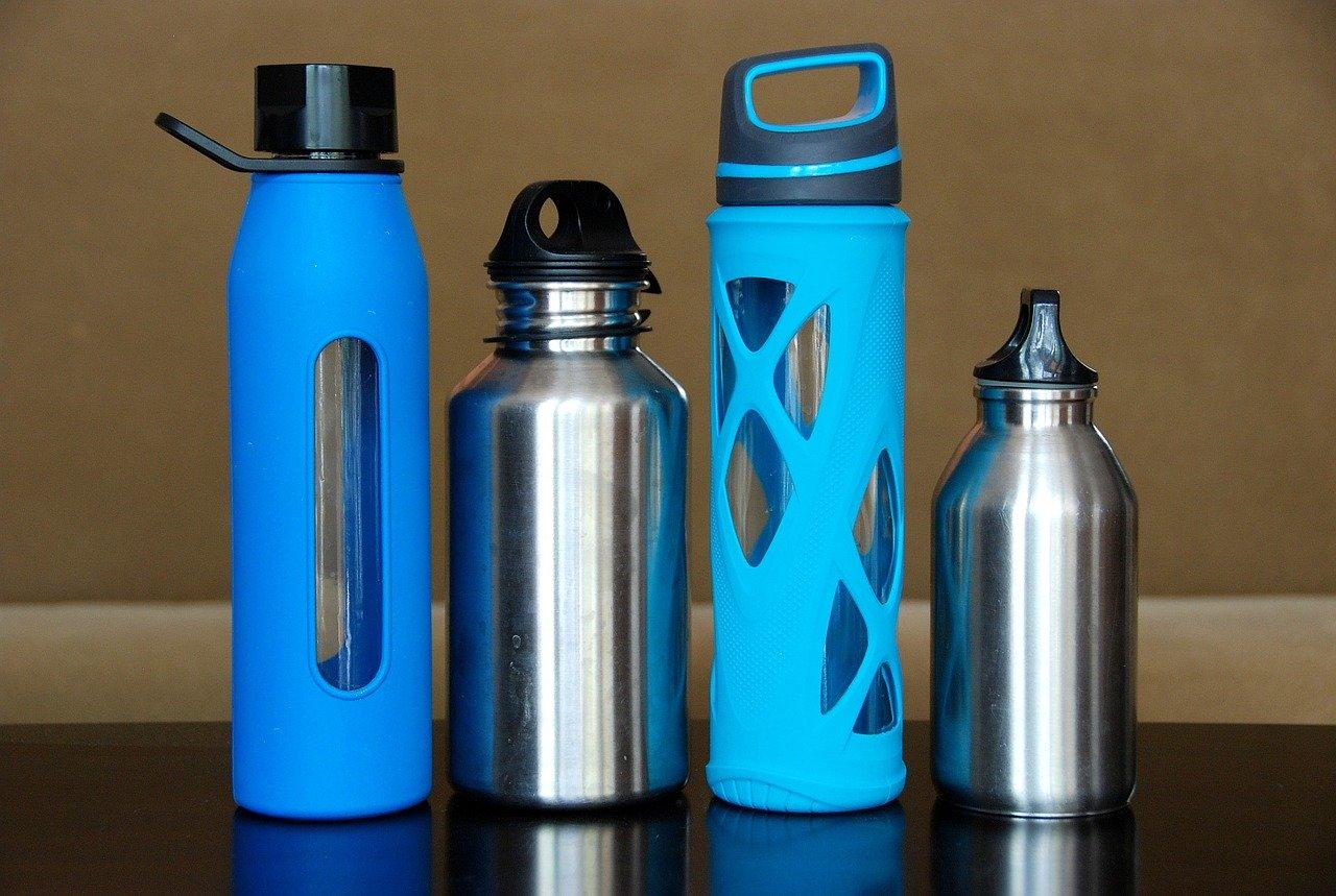 Une bouteille réutilisable ? et si c'était possible ?