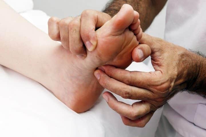 Bien-être corporel : quel est le rôle joué par les pieds?