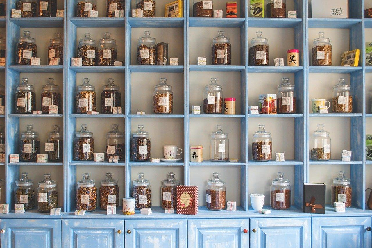 Pourquoi il faut mieux prendre son thé vert bio en vrac?